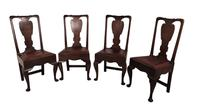 Four Oak and Elm Chairs (2 of 5)