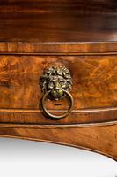 Regency Period Bow & Breakfront Mahogany Sideboard (5 of 8)