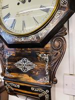 Mother of Pearl Coromandel Clock (6 of 6)