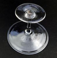 Rare Georgian Glass Patch Stand Late 18th / Early 19th Century (6 of 6)