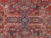 Antique Heriz Carpet (8 of 12)