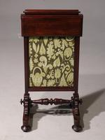 An Early Victorian Fire Screen with Movable Sections (4 of 5)