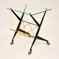 1960's Vintage Italian Side Table by Angelo Ostuni (2 of 13)