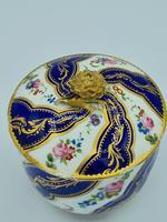 Vincennes Sèvres 18th Century Porcelain Sugar Bowl (4 of 9)