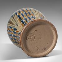 Antique Serving Ewer, English, Ceramic, Decorative, Amphora, Victorian, 1876 (11 of 12)