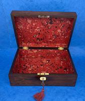 Regency Rosewood Jewellery Box (8 of 9)