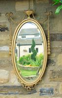 Good Pair of Regency Revival Mirrors after Robert Adam (4 of 8)