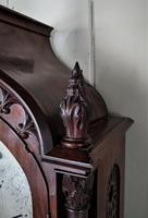 Mid 19th Century Musical Gothic Bracket Clock (3 of 9)