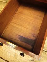 Victorian Antique Pedestal Desk, Hobbs & Co London (14 of 24)