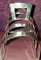 Sterling Silver Toast Rack (3 of 3)