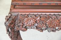 Oriental Carved Occasional Table (4 of 12)