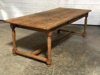 French Farmhouse Table with drawers (22 of 25)