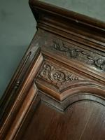 Lovely French Single Door Armoire or Hall Cupboard (7 of 7)