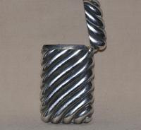 Early 20th Century Silver Vesta Case by William Neale of Birmingham (3 of 6)