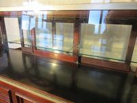 Early 20th Century Display Case Shop Counter (5 of 14)