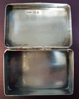 Sampson & Morden Silver Engine Turned Vesta Box (4 of 4)