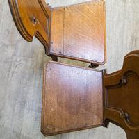 Pair of Victorian Hall Chairs (8 of 9)