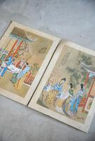 Pair of Chinese Paintings (10 of 11)