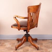 Revolving Office Desk Chair (8 of 13)
