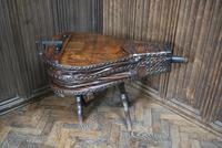 Antique French Bellows Coffee Table (5 of 7)