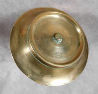 19th Century, Westerås Metallfabriks Aktiebolag, Brass Candlestick (4 of 4)