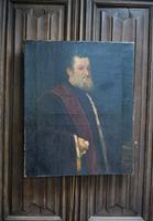Antique 17th Century Portrait of a Gentleman (2 of 8)