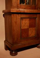 Impressive Black Forest Oak Grunderzeit Longcase Clock c.1910 (3 of 13)