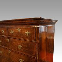 George I Walnut Chest on Stand (12 of 18)