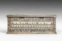 Early 19th Century Vizagapatam Bone Box (8 of 9)