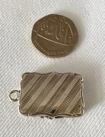 Small Sterling Silver Vinaigrette. Birmingham 1847 (7 of 7)