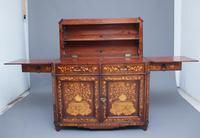 Early 19th Century Dutch Travelling Cabinet (3 of 20)