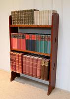 Solid Oak Graduated Bookshelves (6 of 8)