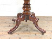 Antique Mahogany Centre Table (8 of 11)