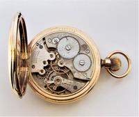 Thomas Russell Pocket Watch 1930s (5 of 5)