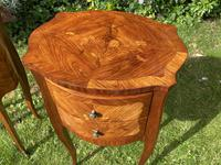 Pair of Kingwood bedside tables (2 of 5)