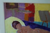 Reclining Nude by Akos Biro (5 of 7)