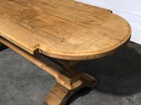 Large Oak Farmhouse Table with Extensions (27 of 30)