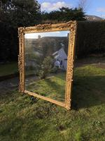 Very Large Gilt Mirror (6 of 11)