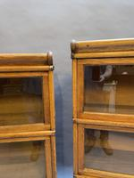 Pair of Globe Wernicke Bookcases (2 of 6)