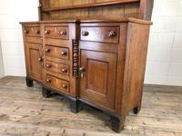 19th Century Welsh Oak Anglesey Dresser or Kitchen Sideboard (15 of 16)
