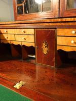 Good George III Period Mahogany Secretaire Bookcase (4 of 7)