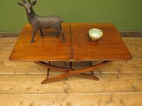 Antique Georgian Coaching Table, Regency Antique Occasional Fold Away Table (17 of 20)