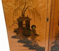 Art Deco Drinks Cabinet Chinoiserie Vintage Cocktail 1930 (7 of 18)