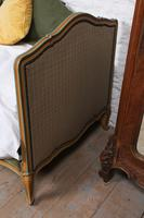 Pretty French Upholstered Single / Day Bed (6 of 6)