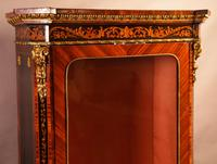 Superb French Display Cabinet Kingwood & Ebony (7 of 12)