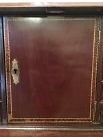 Antique 18th Century George III Mahogany Bureau (9 of 9)