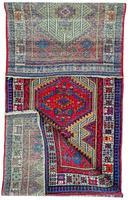 Antique Serab Runner Rug (6 of 8)