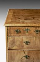 Queen Anne Period Chest of Drawers (2 of 6)