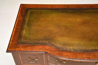 Antique Inlaid Mahogany Desk / Writing Table (7 of 13)
