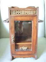 Early 20th Century Small Smoker's Cabinet (3 of 6)